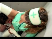 Picture Glamour nurse anal in latex gloves and stock...
