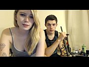 couple is fucking home on webcam anal