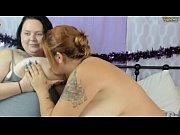 Трансвеститка мать трахает дочь видео