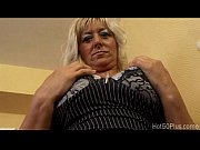 Busty blonde mature...