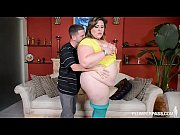 Picture BBW Bella Bendz Takes Huge Cock Deep in Her...