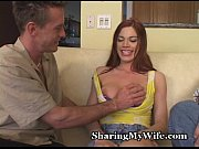 Hot Redheaded Wife Shared With
