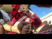 Cum in car – Batendo uma pro amigo no carro