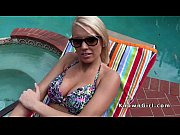 Picture Busty girlfriend in bikini banged