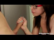 Picture She Is Nerdy - Nerdy birdy getting dirty