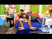 Hairy uncut twink and gay art teacher gay sex stories Levon asks with