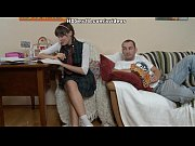 Picture Lewd college girl gets her tight holes on ro...