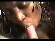 Порно видео с негритянками в масле