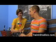 Twink movie of Timo Garrett brings Patrick Kennedy a fuck-stick