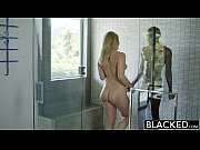 Picture BLACKED Monster Black Cock Creampies Blonde...