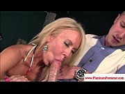 erica lauren mature sprayed with jizz