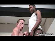White Skinny Gay Boy Gives Handjob To Her Black Friend 13