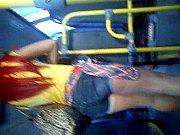 novinha safada no onibus em Recife
