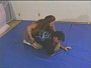 Mixed Wrestling with Fitness Model Charlene Rink part 2 - XVIDEOS.COM