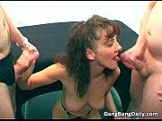 dirty bigtit milf whore gets jizzed