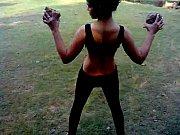 Sexy Desi Indian Girl Excercise - Boob Show - Full Video, nude barsha sex nudegla nai Video Screenshot Preview