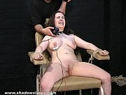 Electro tortured bbw in harsh