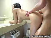 9 min Randy Girl Hot TitJob With Maria Ozawa on the toilet