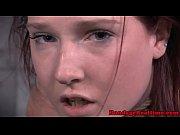 Roped up Ashley Lane bo...