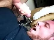 Порно видео парень кончил в рот гею