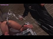 素人のバック拘束浣腸電マ動画