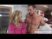 Picture Blonde hottie Payton West gets facialized at...