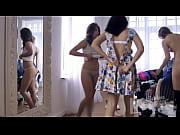 騙してキャスティングしたモデル達の更衣室に隠しカメラ設置www