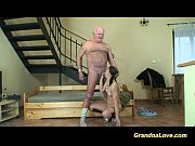 Old grandpa fucking young babe, 15 yours old girl Video Screenshot Preview