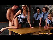 cfnm sex education from the teacher for eager girls
