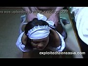 Picture Filipina maid gets screwed by customer in Ma...