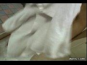 少女の盗撮入浴シーン