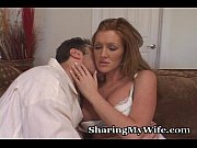 juicy pussy of hot wife fucked by new guy