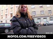 Picture Shy blonde Czech girl agrees to take cash fo...