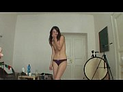 Cute college girl adela lapdance for huge cock