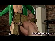 Teen and old gay porn photo Will that save his backside from a