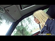 StrandedTeens - Hitchhiking Steurtess loves cock