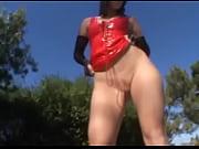 Видео девушки в супер мини бикини