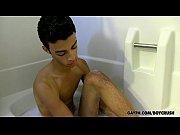 a bubble bath with dustin – Gay Porn Video