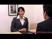 【風間ゆみ】新人でフレッシュな営業の女の子をレズの世界に引き込む熟女女社長