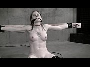 wasteland bondage sex movie sexy dominatrix in white latex pt. 2