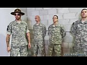 Army gay cum ass and movies of gay naked army men Good Anal Training