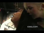 Мулаточка с фигурой орно