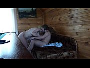 Picture Russian couple in sauna