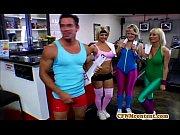 CFNM gym babe Kimberly Kane su