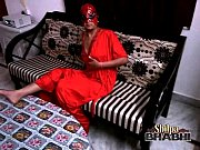 bigtits of amateur Indian housewife shilpa bhabhi in red sexy nighty, shilpa sharma fucking Video Screenshot Preview 3