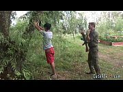 twink fox gets searched by a patrolman – Gay Porn Video