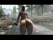 Skyrim porn parody
