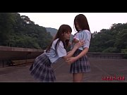 2 Schoolgirls Kissing Petting