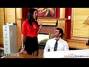 Picture Busty brunette Dava Foxx gets pussy licked in the...
