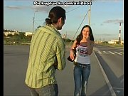 Picture Pick up brunette and fuck public